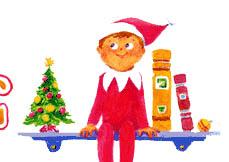 96+ Elf On The Shelf Clipart.