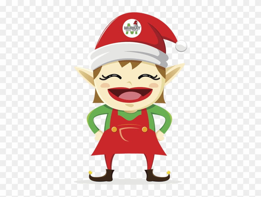 every Elf Delivery Receives 1 Elf On The Shelf Clipart.