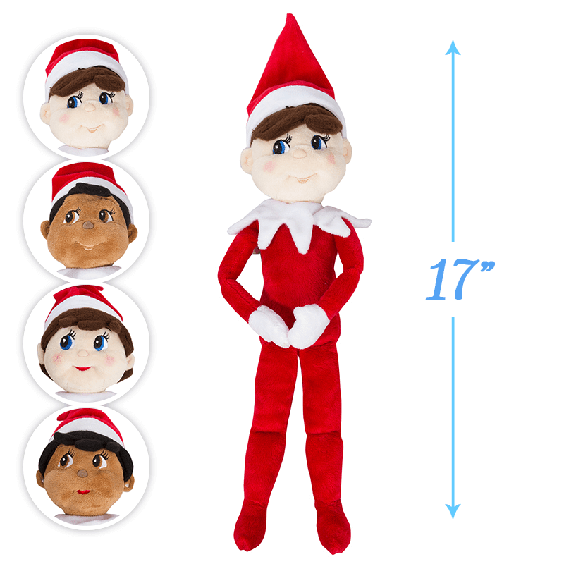 Plushee Pals® (Includes One Plush Scout Elf).