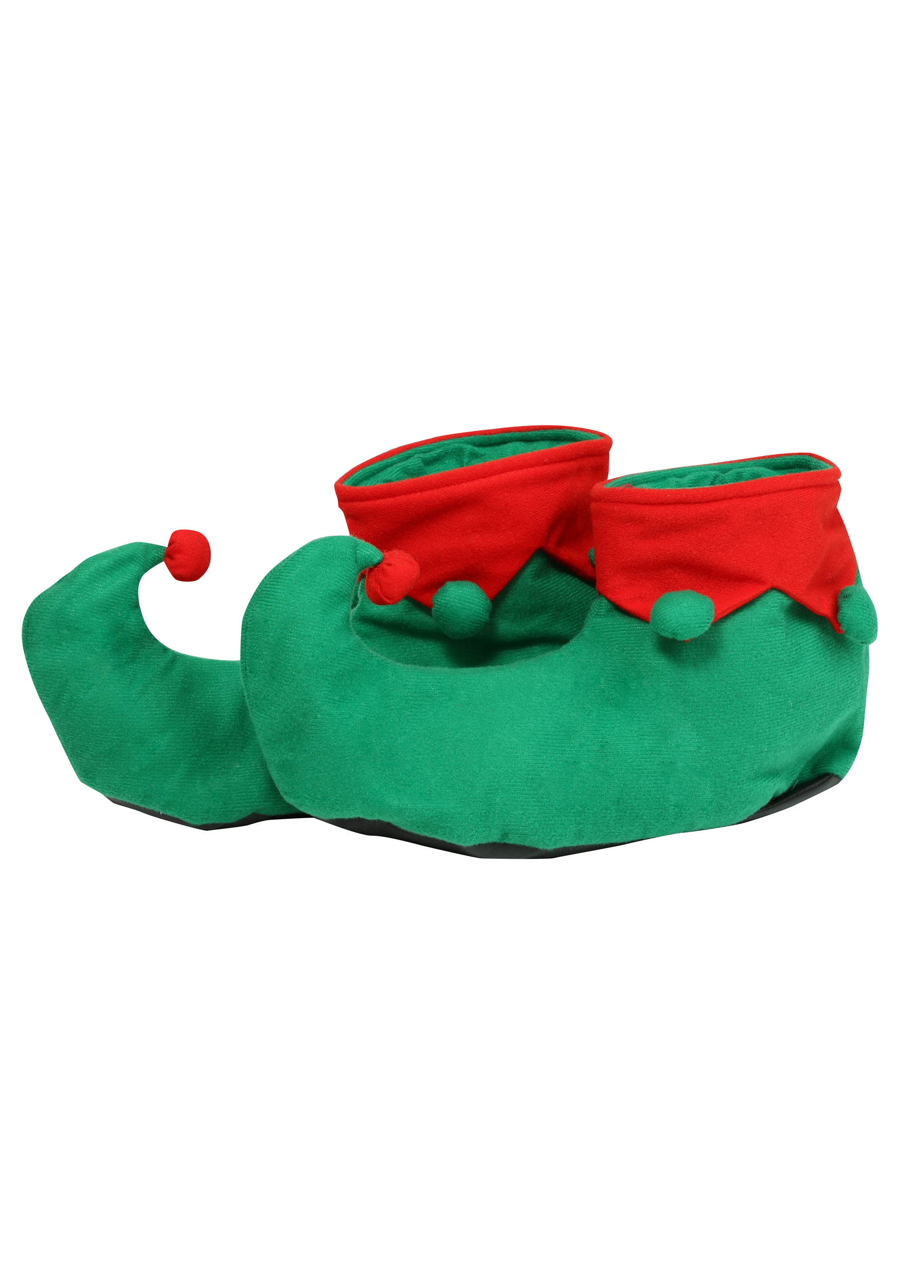 Adult Christmas Elf Shoes.