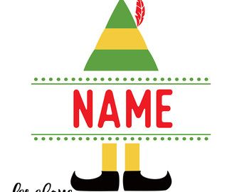 Buddy the elf silhouette free clipart, Free Buddy the elf.