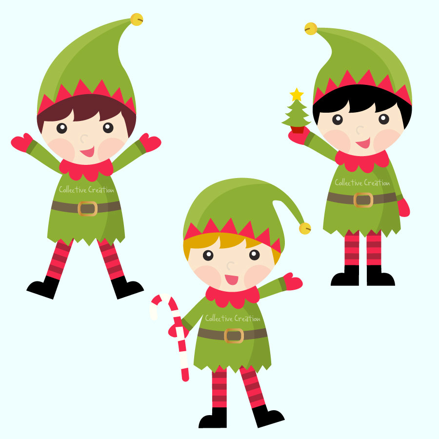 Christmas Elves.
