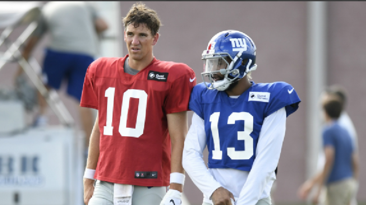 Eli Manning has the perfect response to Jalen Ramsey.