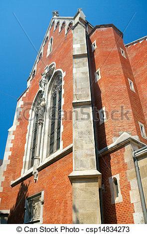 Picture of Church of Saint Elizabeth, Vienna, Austria.