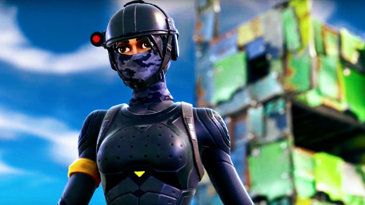 Unmasked Elite Agent and other new Styles available now in Fortnite.