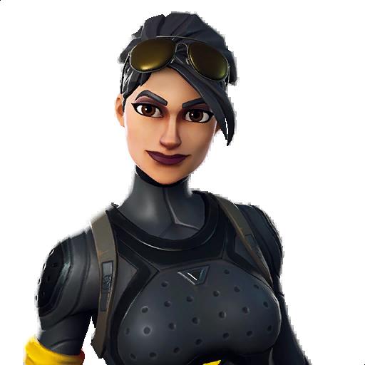 Fortnite Elite Agent Skin.