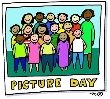 Picture day clip art.