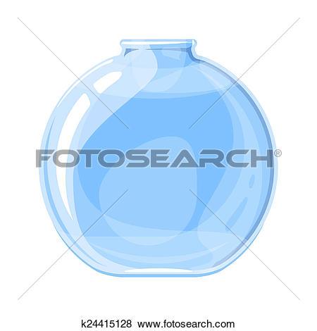 Stock Illustration of Empty Elixir Bottle k24415128.