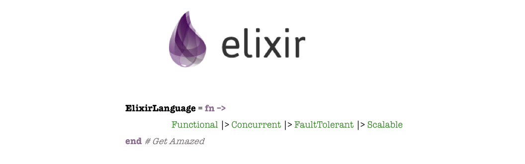 Elixir, the Language You Can Trust.