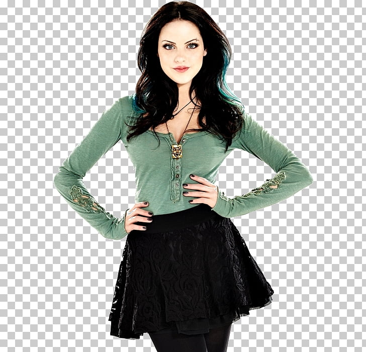 Elizabeth Gillies Jade West Victorious Clothing, others PNG.