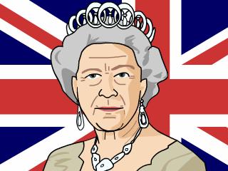 90 years of History on Queen Elizabet.