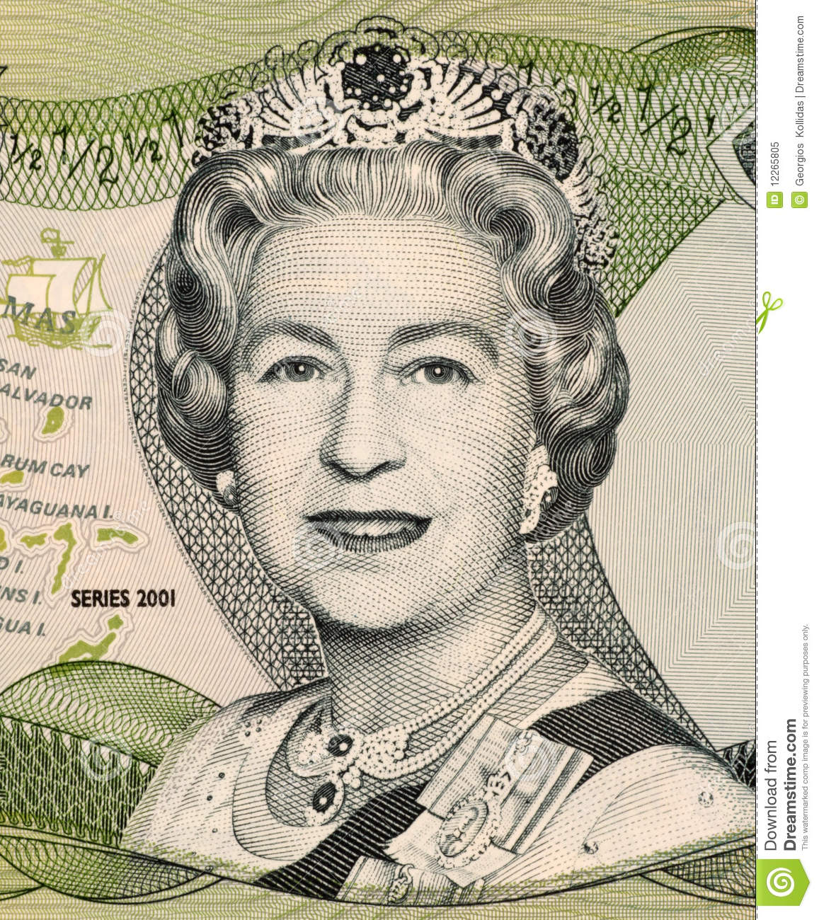 Queen Elizabeth II Editorial Image.