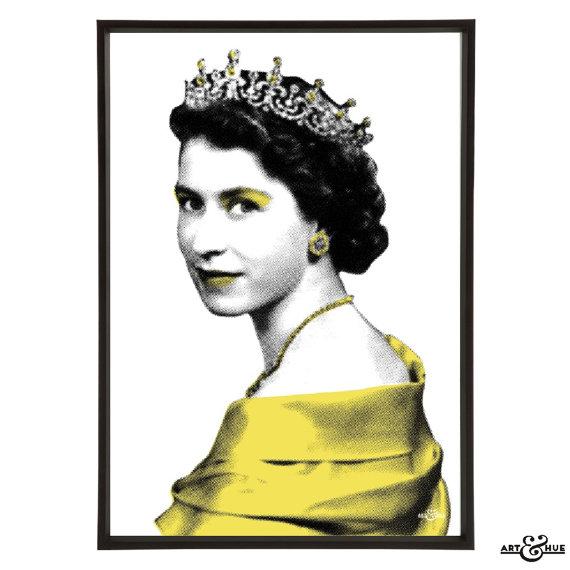 Queen elizabeth ii clipart.