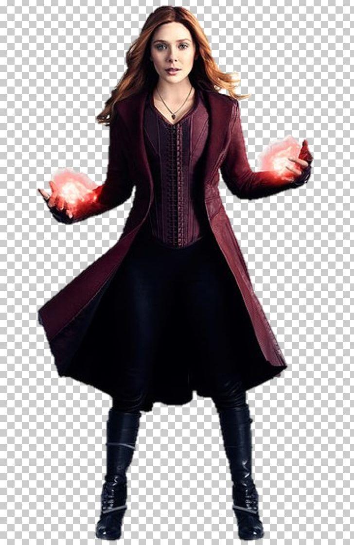 Elizabeth Olsen Wanda Maximoff Avengers: Infinity War Hulk.