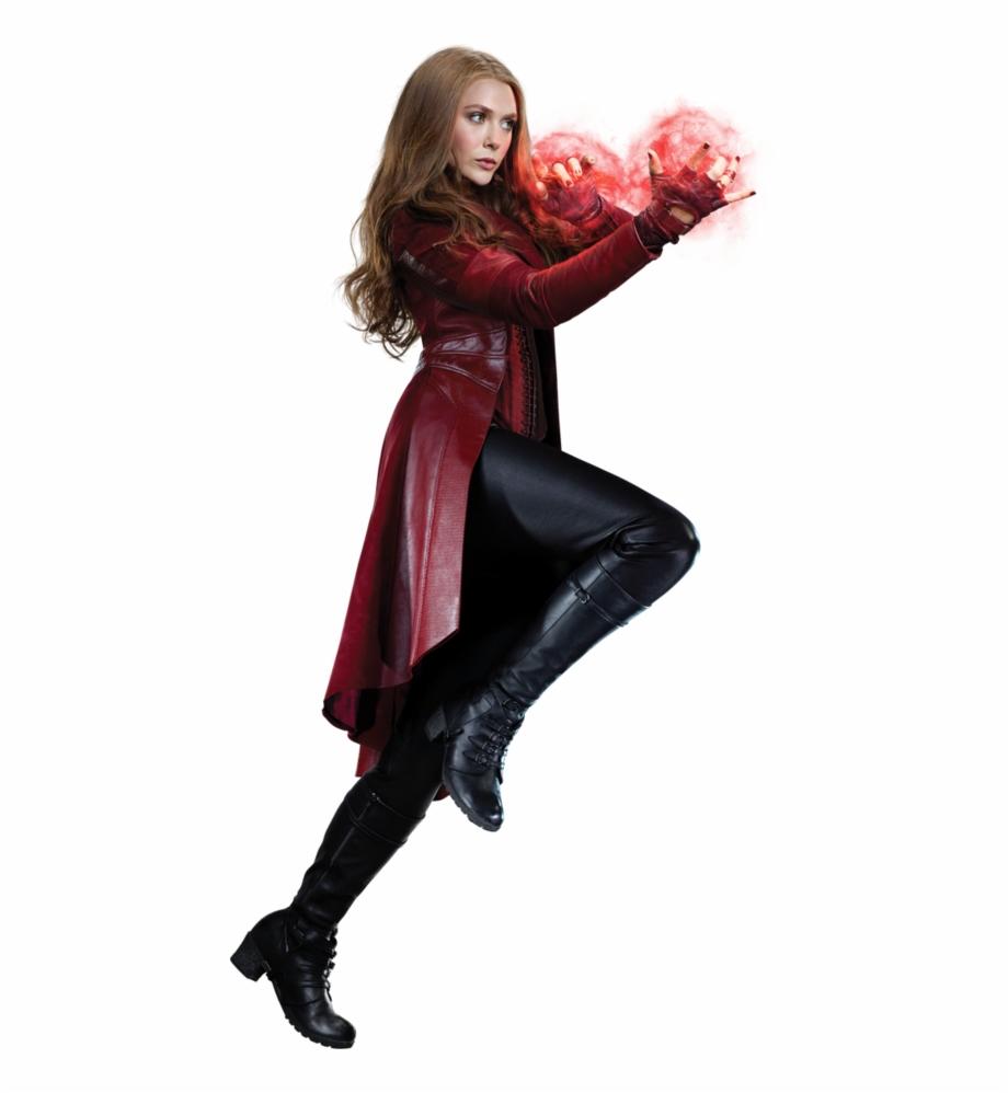 Elizabeth Olsen, Marvel, And Scarlet Witch Image.