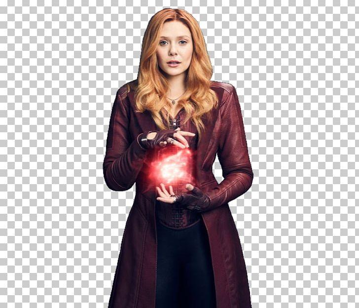 Elizabeth Olsen Wanda Maximoff Avengers: Infinity War Thanos Vision.