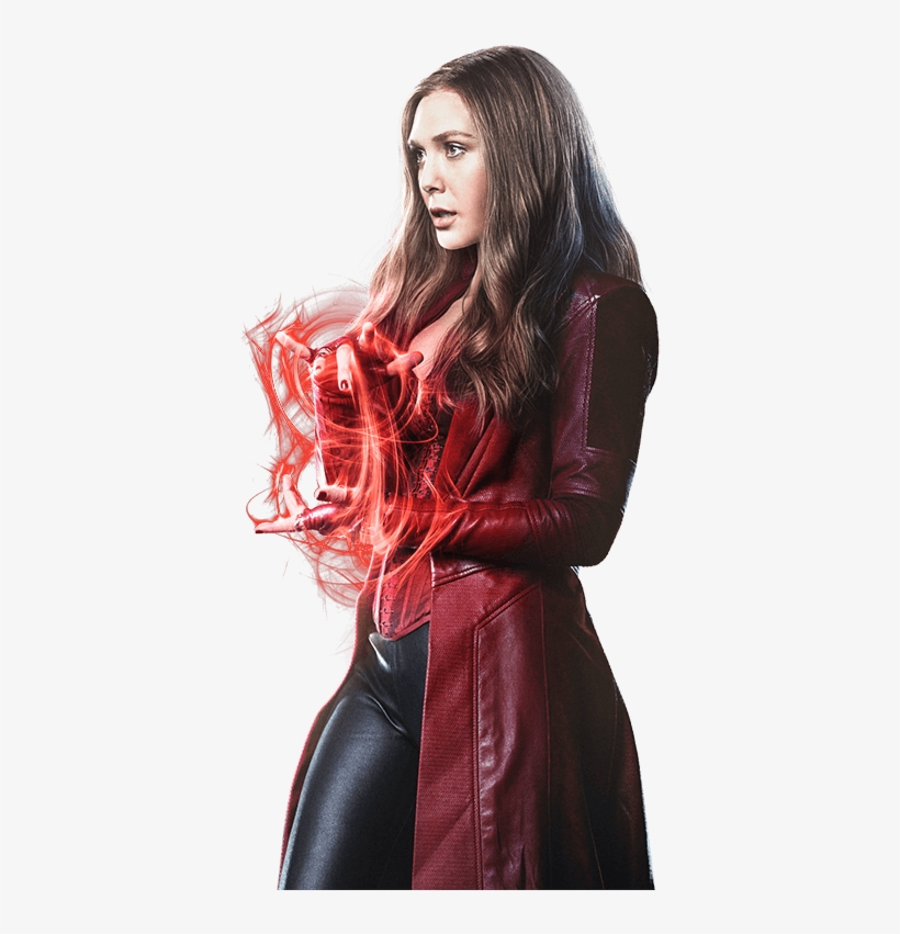 Scarlet Witch By Cptcommunist.