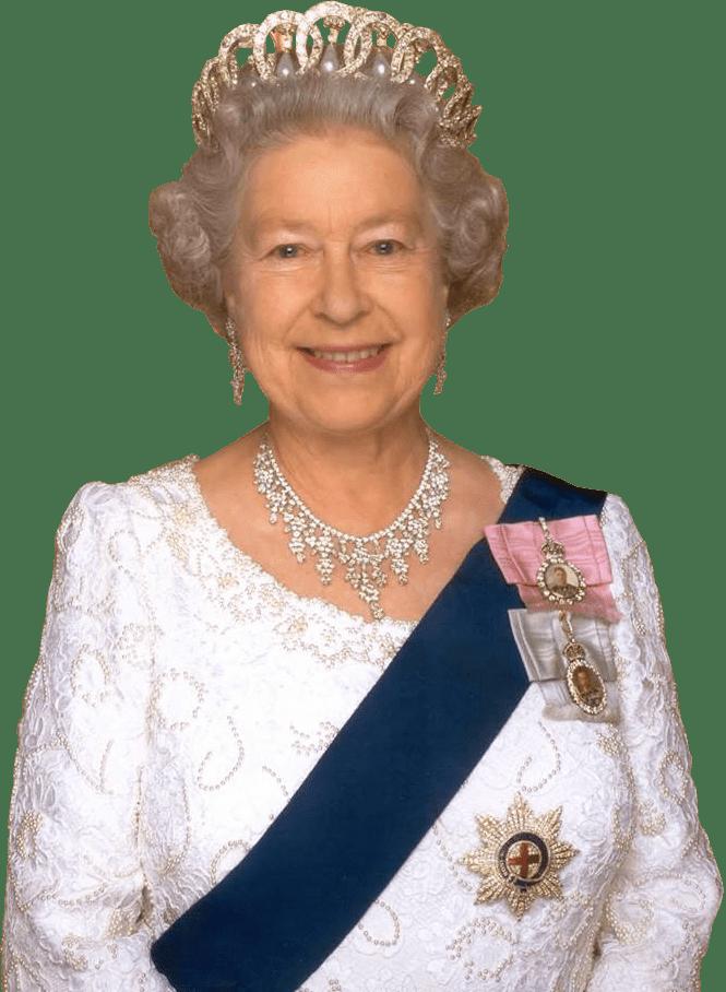 Her Majesty Queen Elizabeth 2nd.