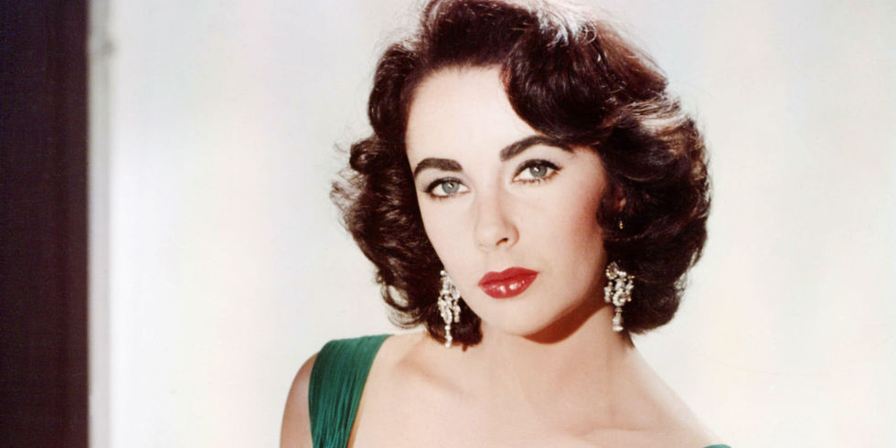 Vintage Elizabeth Taylor Photos and Style.