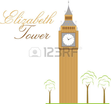 76 Tower Of Elizabeth Cliparts, Stock Vector And Royalty Free.