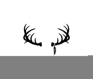Clipart Of Elk Antlers.