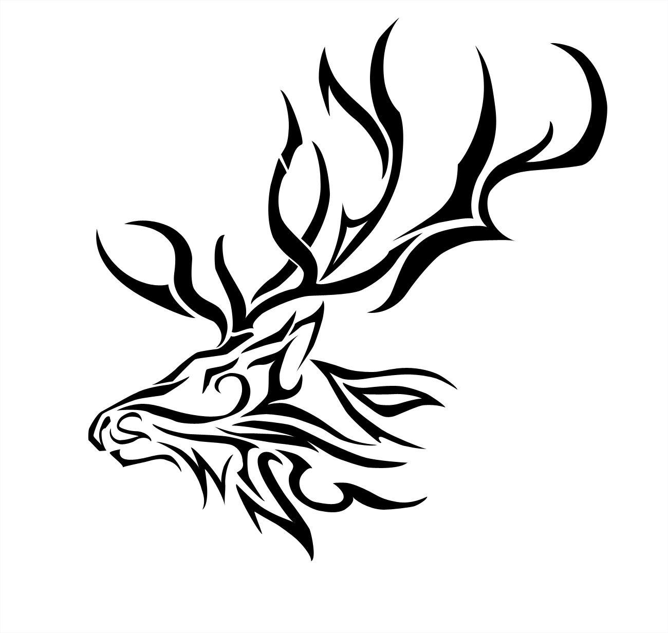 Elk Antlers Clip Art...