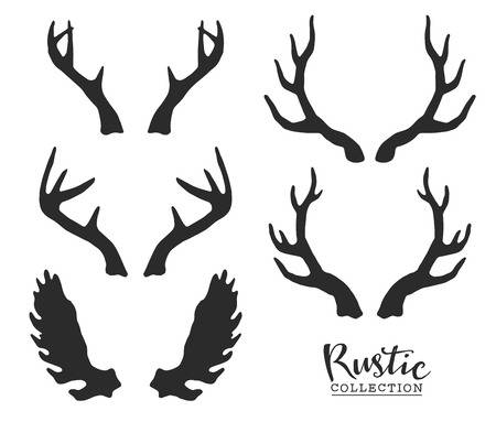 21,281 Antler Stock Vector Illustration And Royalty Free Antler Clipart.