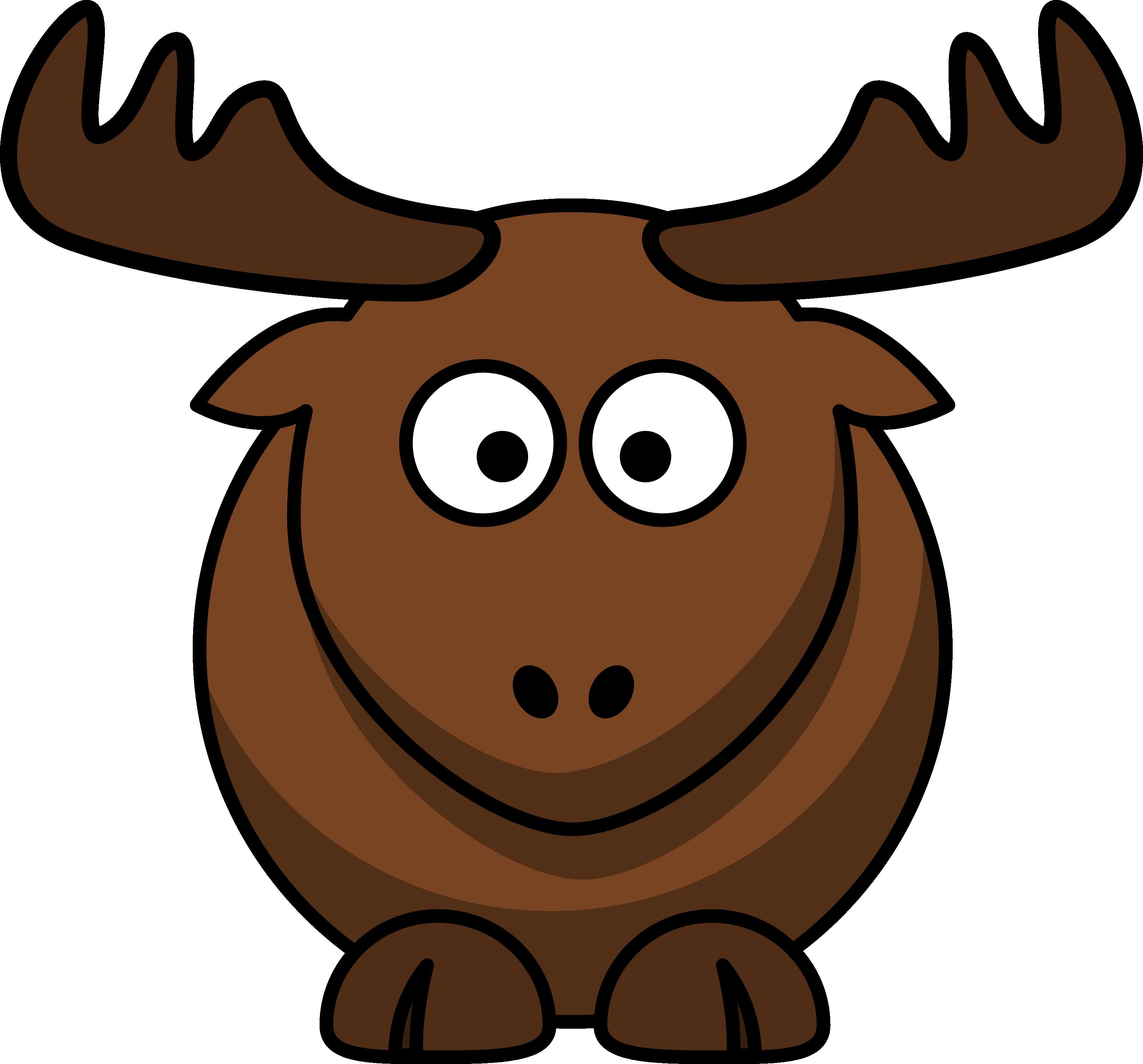 Elk Clip Art Free.