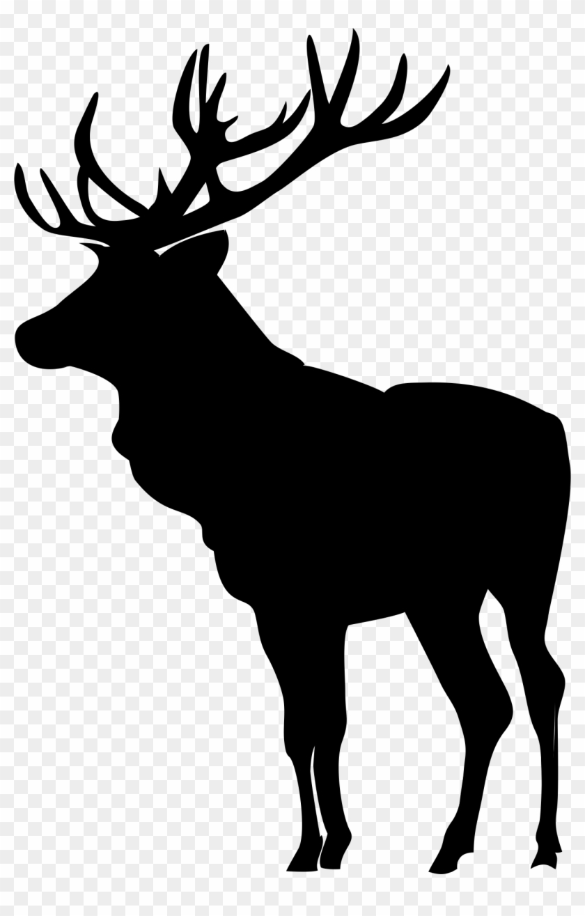 Elk Images, Elk Silhouette, Scroll Saw Patterns Free,.