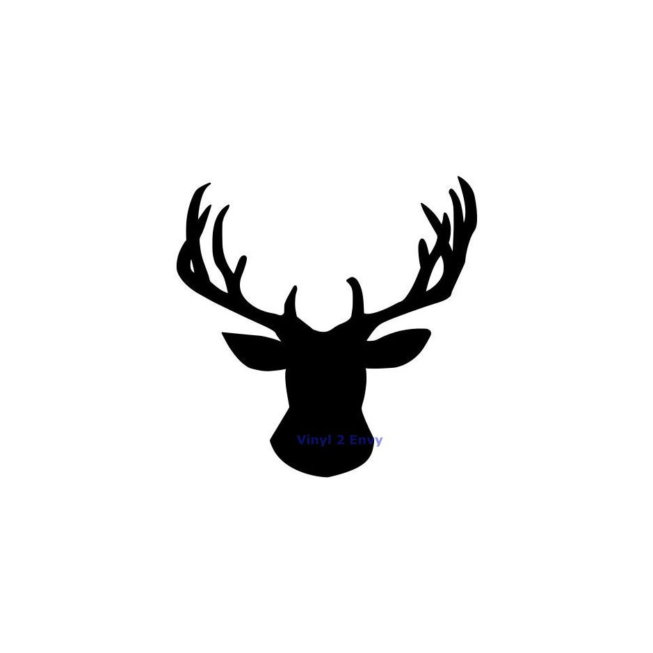 Elk head clipart 3 » Clipart Station.