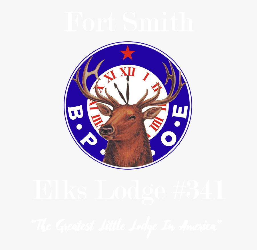 Clip Art Elks Logo.