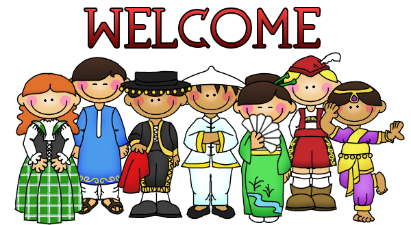 Ell students clipart.