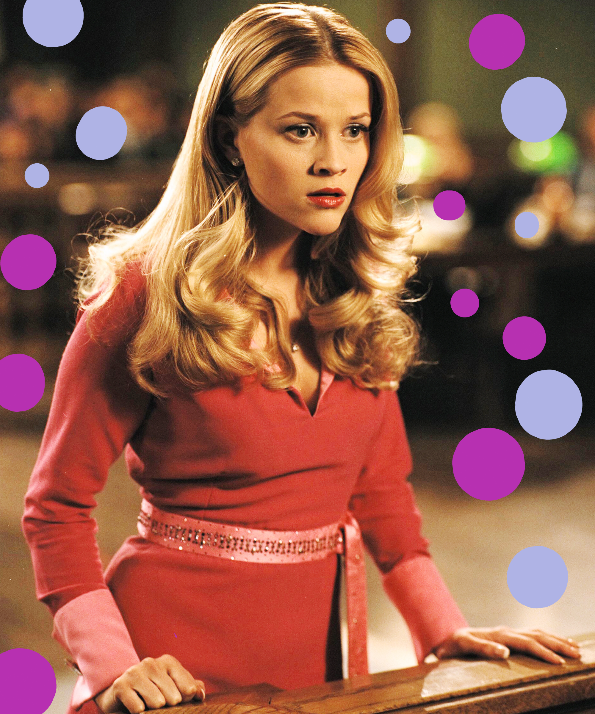 Feminist Icon Elle Woods Legally Blonde Movie Lessons.