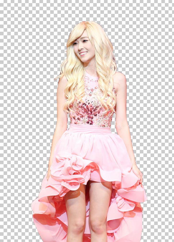 Jessica Jung Legally Blonde Elle Woods Girls' Generation Model PNG.