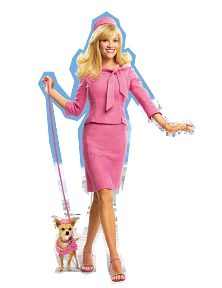 Elle Woods Legally Blonde Bruiser Chihuahua