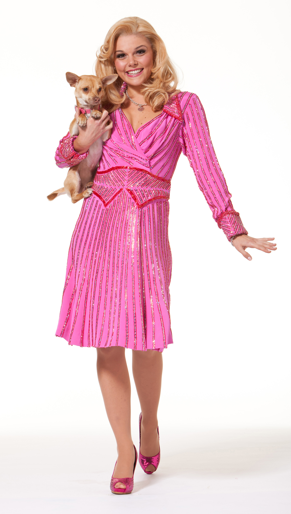 Watch Legally Blonde The Musical!.
