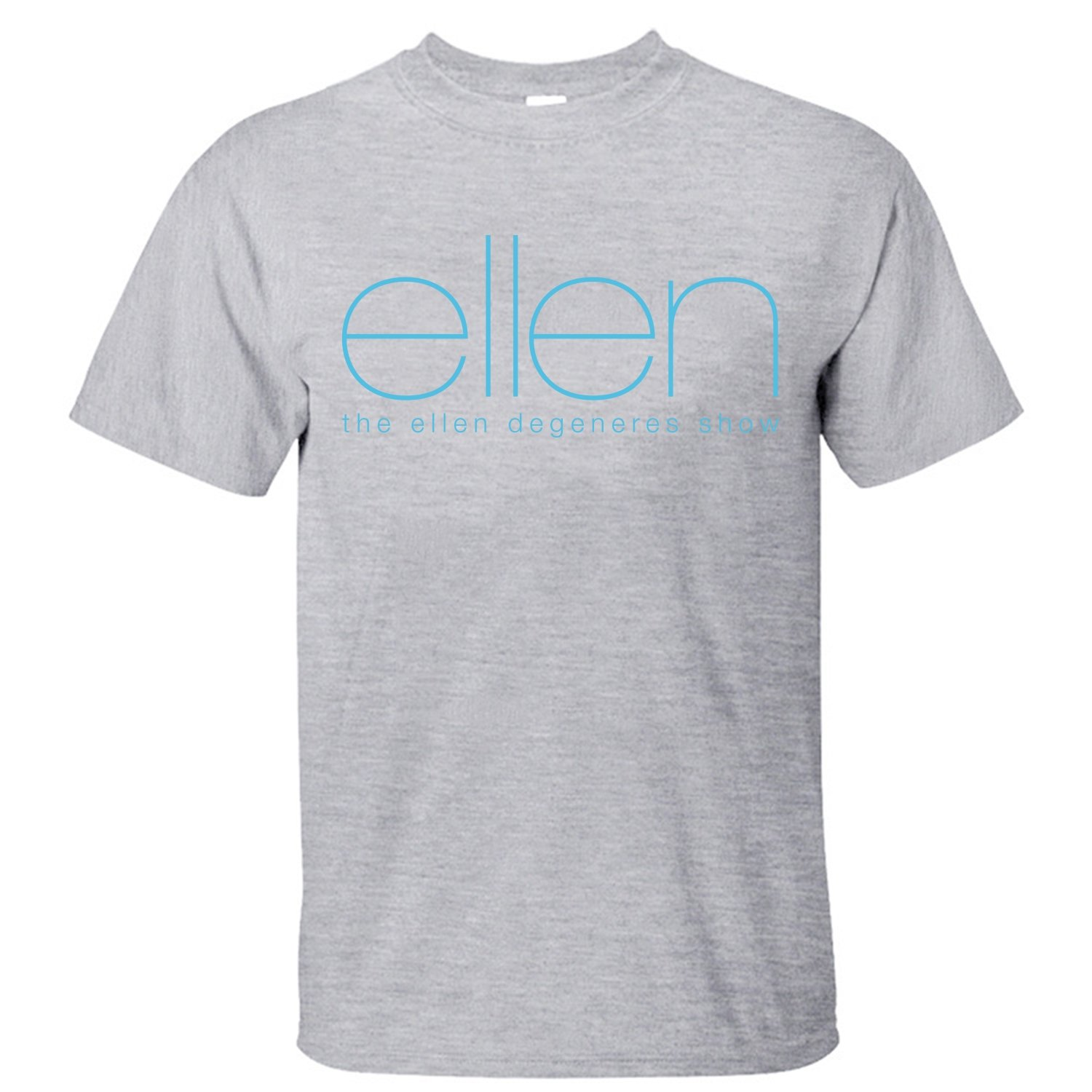 Amazon.com: Jiuhe Men\'s The Ellen Degeneres Show Logo Short.
