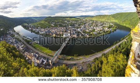 Moselle Stock Photos, Royalty.
