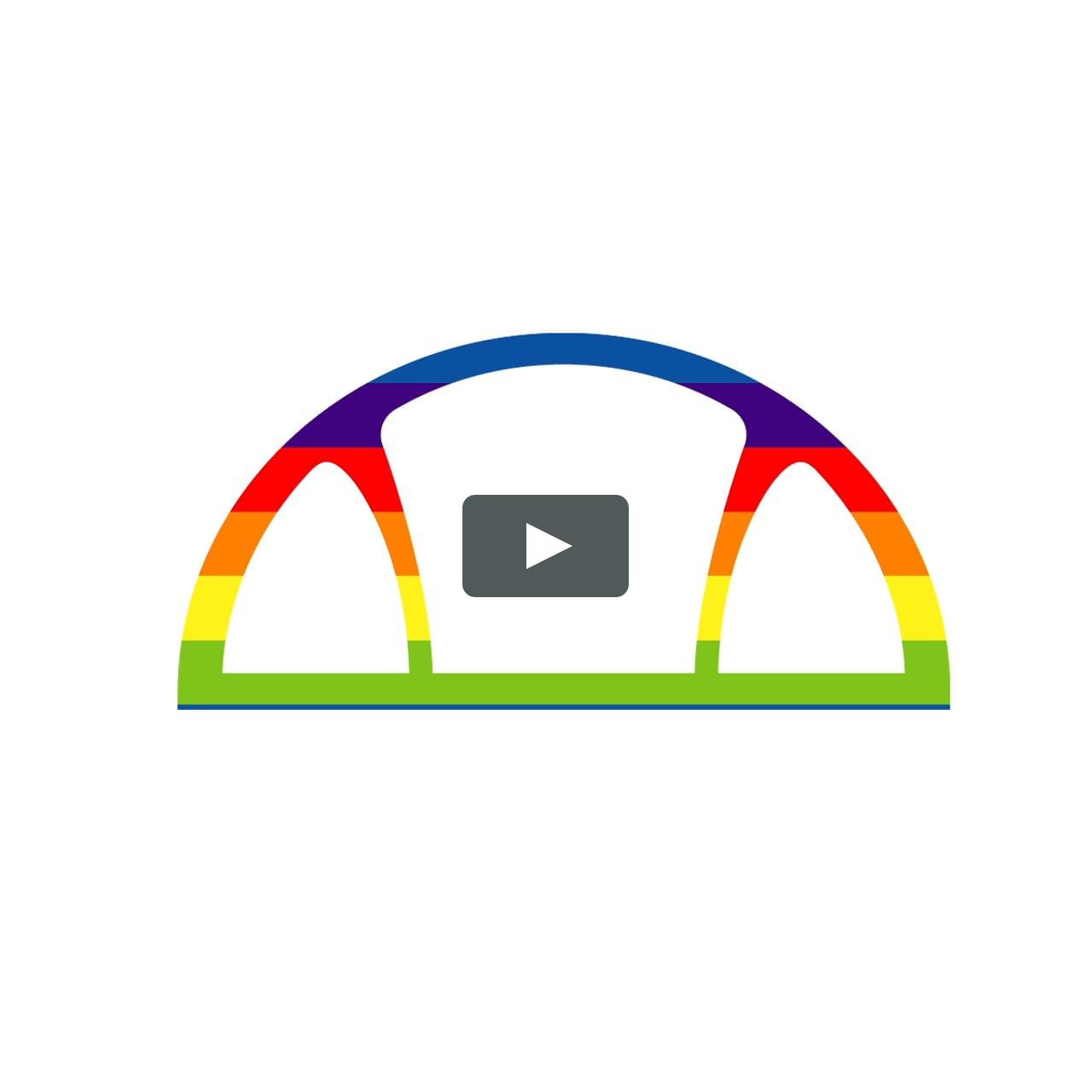 Ellesse Pride Logo Animation.