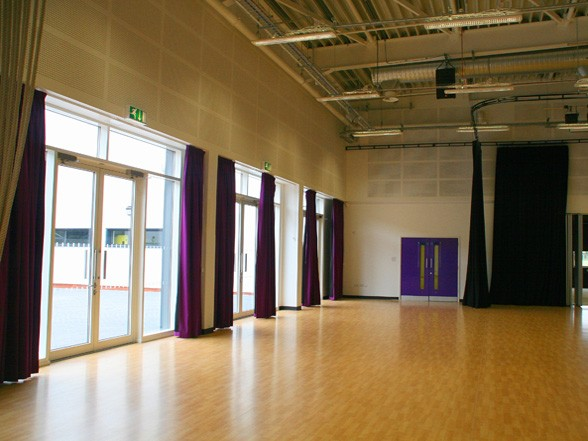 Venue and leisure facilities for hire at Ellington and Hereson.
