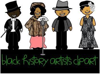 Black History Clip Art.
