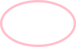 Pink Ellipse Clip Art at Clker.com.