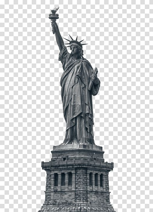 Statue of Liberty New York Harbor Colossus of Rhodes Ellis Island.