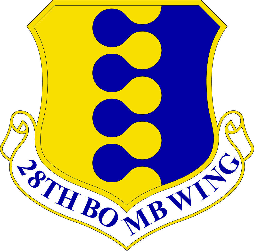 28th Bomb Wing Facts.