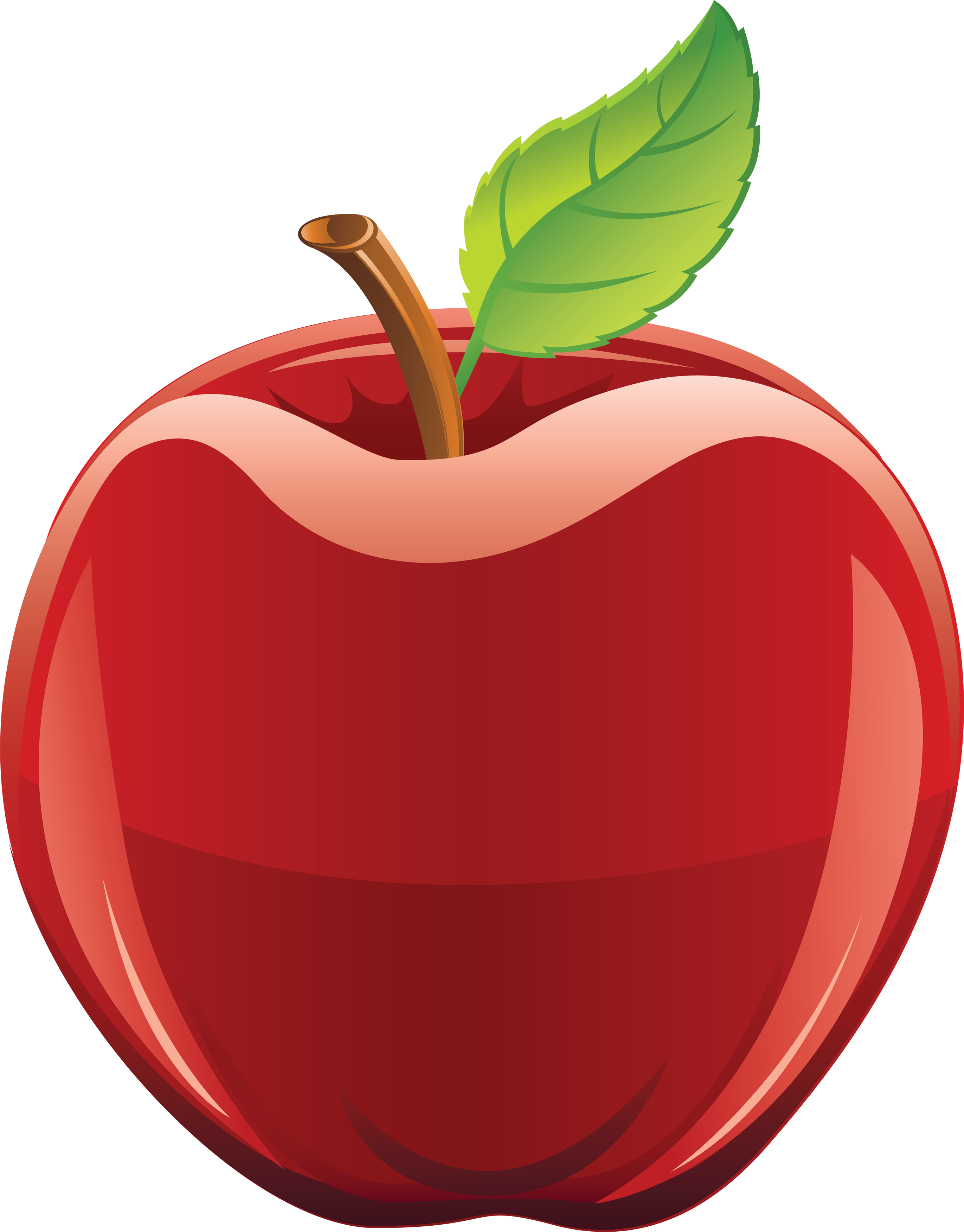 apple clipart transparent background - Clipground