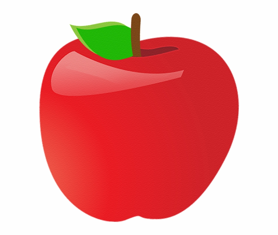 Apple Png Fruit Food Red Healthy Pomaceous.