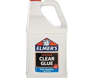 Elmers glue.