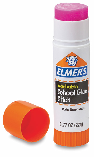 Elmers glue clipart.