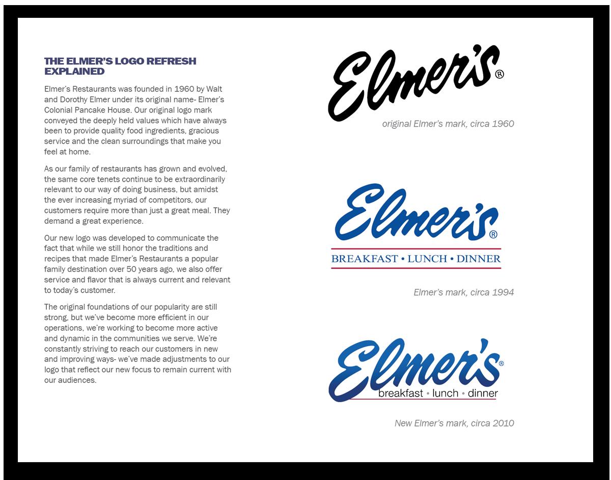 Elmer\'s Restaurants.