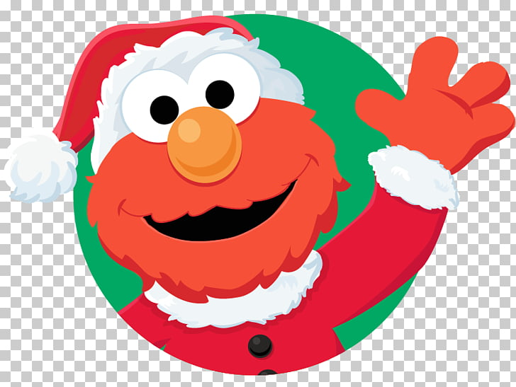 9 elmo Saves Christmas PNG cliparts for free download.